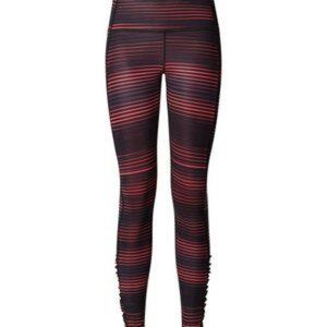 Lululemon Speed Tights Twisted Dune Alarming sz 8